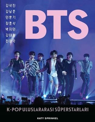 BTS-K-POP Uluslararası Süperstarları