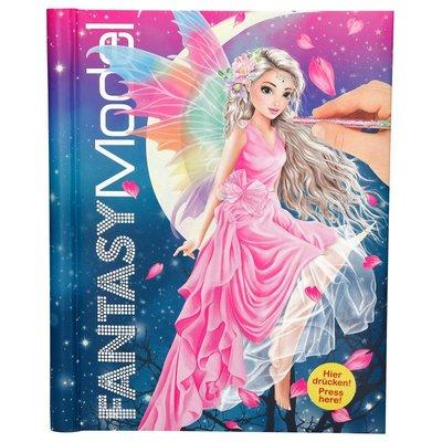 Top Model Isikli Sesli Boyama Kitabi Fantasy Fiyati Satin Al