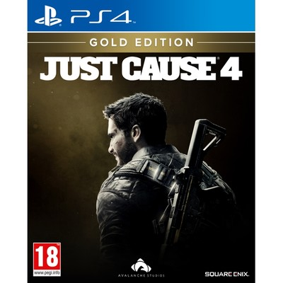 Just Cause 4 Gold Edition Playstation 4