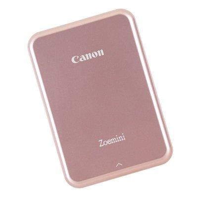 Canon Mini Photo Printer Zoemini Pv123 Rgv Exp Pembe