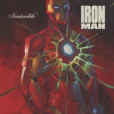 Get Rich Or Die Tryin' Marvel Reissue Plak
