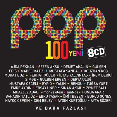 Pop 100 Yeni 8'Li CD