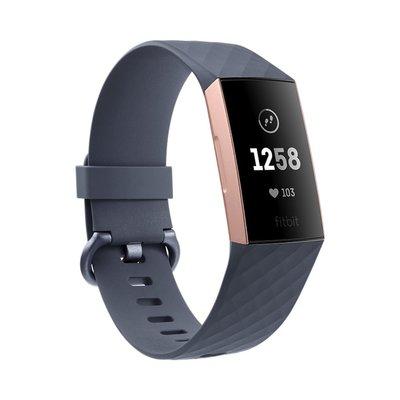 Fitbit Charge3 Non NFC Aktivite Bileklik Rose Gold