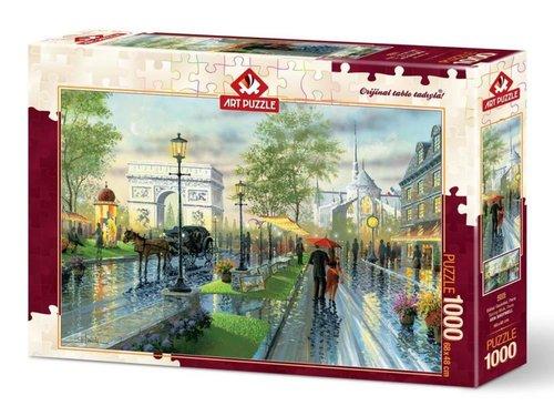 Art-Puzzle 1000 Bahar Gezin Paris 4225