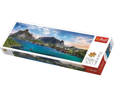 Trefl Puzzle Lofoten Archipelago, Norway 500 Parça 29500