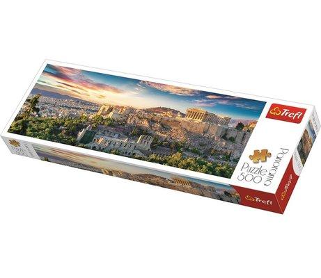 Trefl 500 Parça Atina Akropolisi Panorama Puzzle 29503