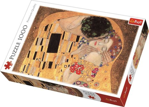 Trefl Puzzle The Kiss, Bridgeman 1000 Parça 10464