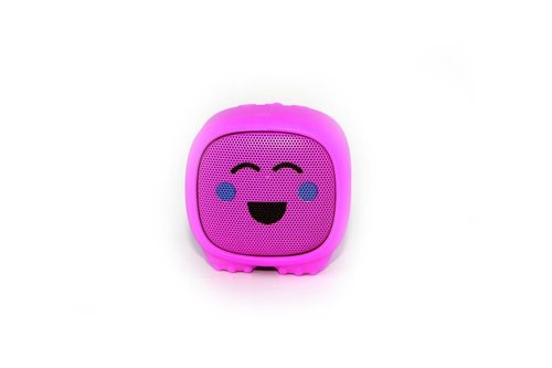Dino Utangaç Bluetooth Hoparlör Pembe