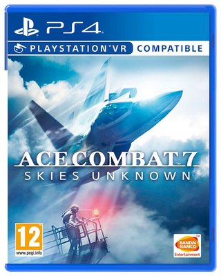 Playstation 4 Ace Combat 7 Skies Unknown