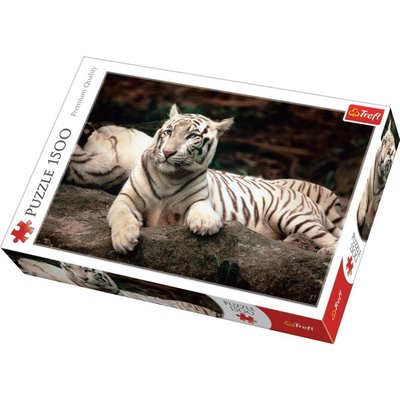 Trefl Puzzle 1500 Bengal Tiger 26075