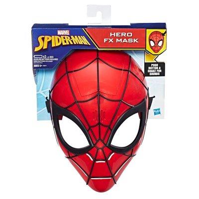 Spiderman-Figür Elektronik Maske (E0619)