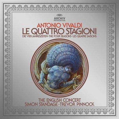 Vivaldi: The Four Seasons Plak