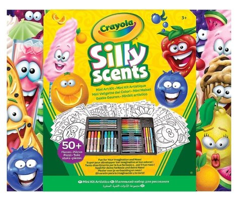 Crayola Silly Scents Boyama Seti