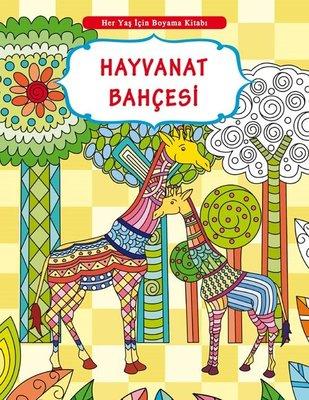 Hayvanat Bahcesi Her Yas Icin Boyama Kitabi Kolektif Fiyati