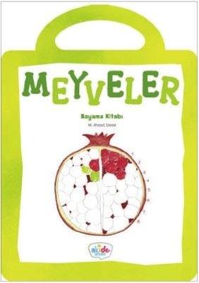 Meyveler Boyama Kitabi Ahmet Demir Fiyati Satin Al Idefix