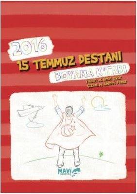 2016 15 Temmuz Destani Boyama Kitabi Muhammet Emin Oyar Fiyati