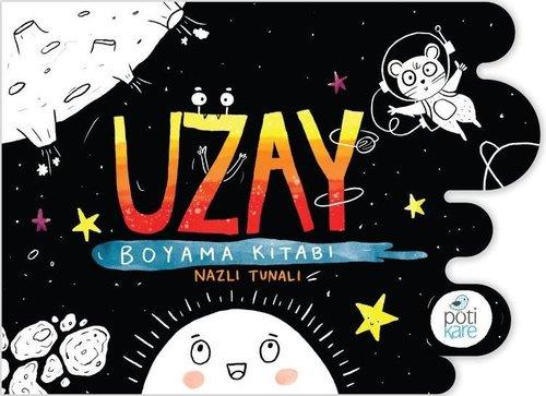 Uzay Boyama Kitabi Kolektif Fiyati Satin Al Idefix