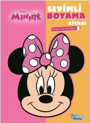 Disney Minnie Sevimli Boyama Kitabi Kolektif Fiyati Satin Al