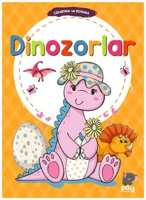 Dinozorlar Cikartma Ve Boyama Kolektif Fiyati Satin Al Idefix