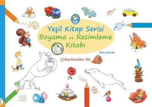 Boyama Ve Resimleme Kitabi Esra Sanal Fiyati Satin Al Idefix