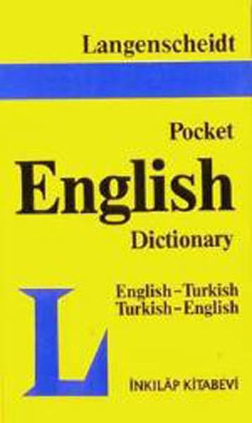 İngilizce Türkçe - Türkçe İngilizce Cep Sözlüğü.pdf
