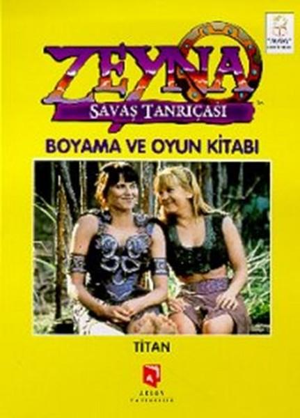 Zeyna Savaş Tanrıçası - Titan.pdf
