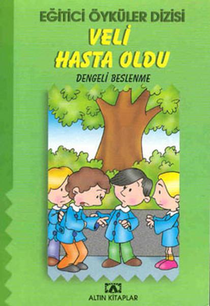 Eğitici Öyküler Dizisi - Veli Hasta Oldu.pdf