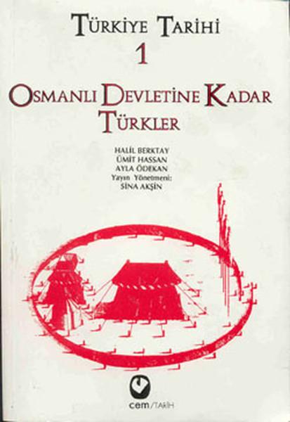Türkiye Tarihi 1 - Osmanlı Devletine Kadar Türkler.pdf