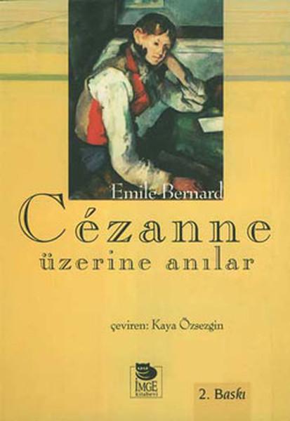 Cezanne Üzerine Anılar.pdf