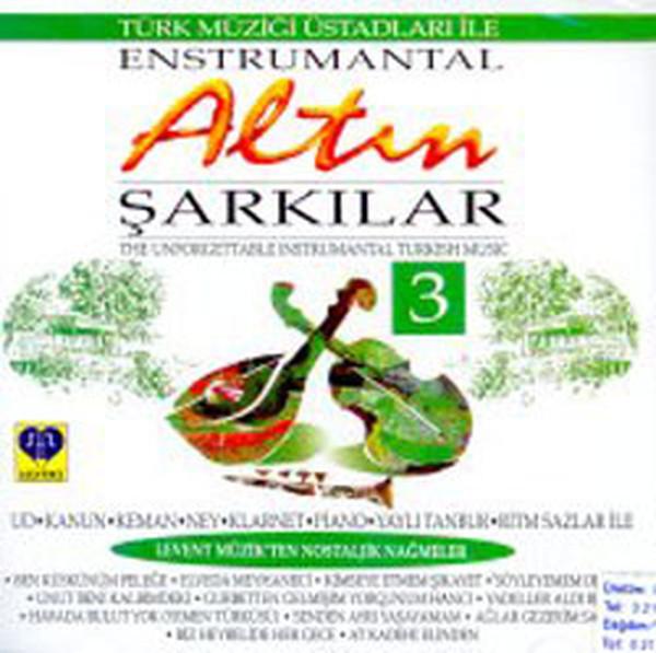 Altın Şarkılar 3 Enstrumantal SERİ