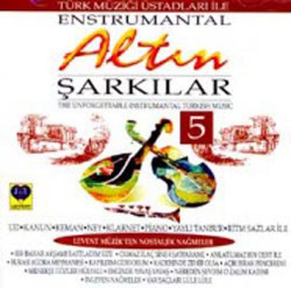 Altın Şarkılar 5 Enstrumantal SERİ