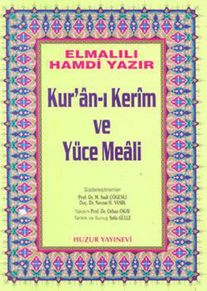 Kuranı Kerim ve Meali-Orta Boy (Kutulu) - Sarı.pdf