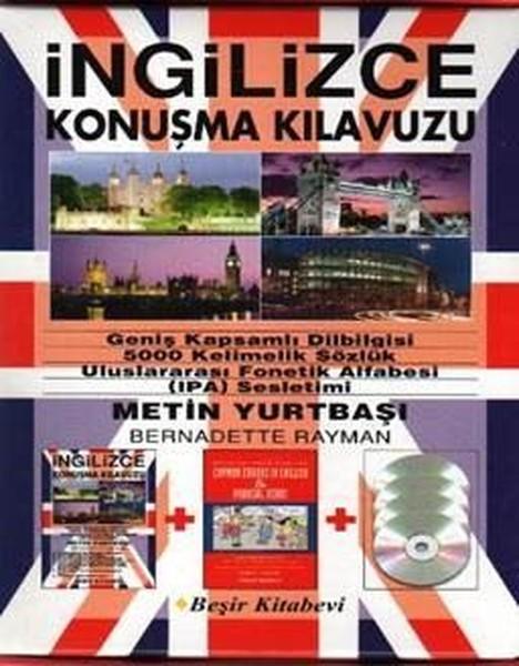 İngilizce Konuşma Kılavuzu-1 Kitap+4 Kaset.pdf