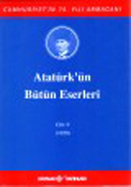 Atatürk`ün Bütün Eserleri-Cilt:9 / (1920)