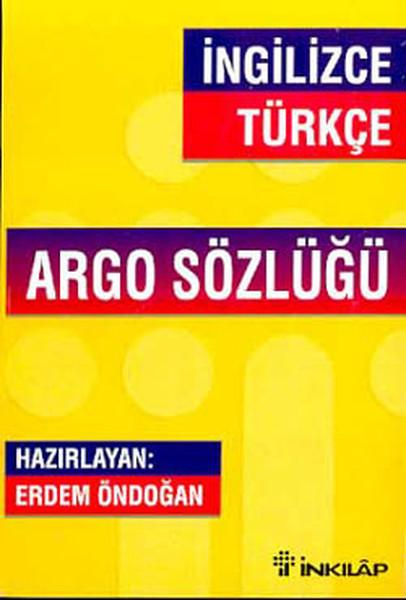 Argo Sözlük (İngilizce - Türkçe).pdf