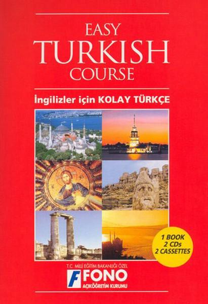 Easy Turkish Course-İngilizler İçin Kolay Türkçe Seti - Kutulu.pdf