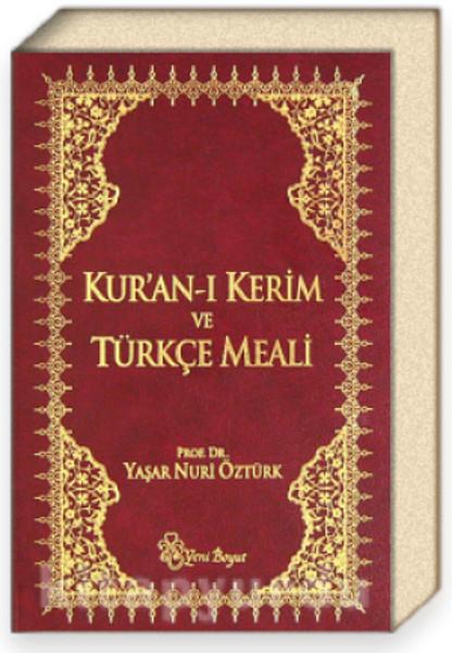 Kuran-ı Kerim Küçük Metinli Kırmızı - Türkçe Meali.pdf