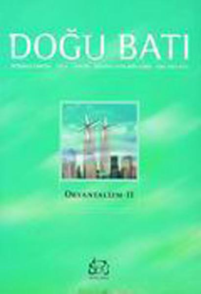 Doğu Batı Düşünce Dergisi Sayı: 20 - Oryantalizm 2.pdf