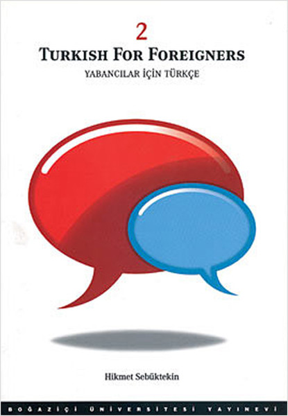 Yabancılar İçin Türkçe Cilt 2 - Turkish for Foreigners vol. 2.pdf