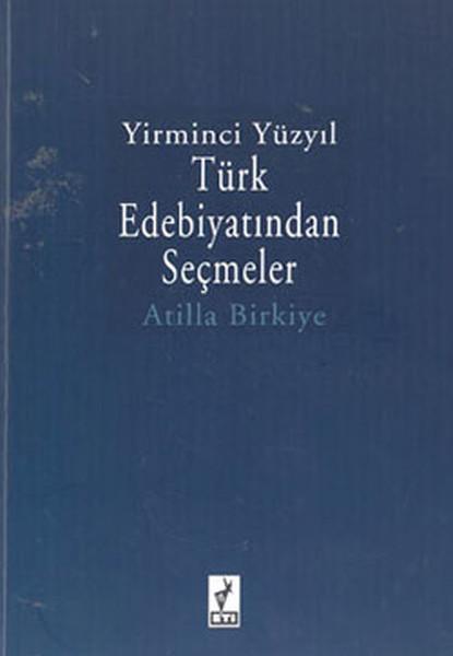 Yirminci Yüzyıl Türk Edebiyatından Seçmeler.pdf
