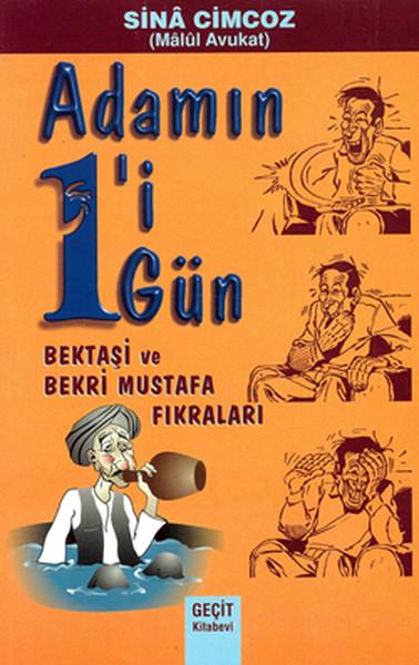 Adamın 1i 1 Gün - Bektaşi ve Bekri Mustafa Fıkraları.pdf