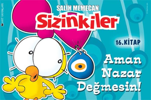 Sizinkiler 16 - Aman Nazar Değmesin.pdf