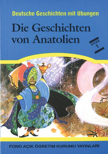 Die Geschicten Von Anatolien-Almanca Hikayeler.pdf