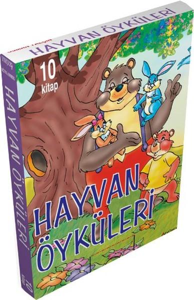 Hayvan Öyküleri Seti-20 kitap (2.ve3.sınıf).pdf