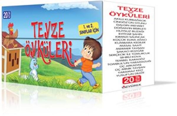 Teyze Öyküleri 1. ve 2. Sınıflar İçin 20 Kitap Takım.pdf