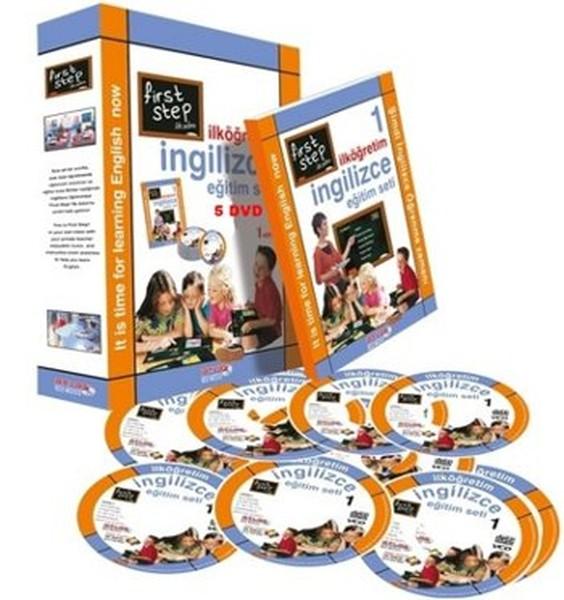 First Step İlköğretim İngilizce Eğitim Seti  (5 DVD).pdf