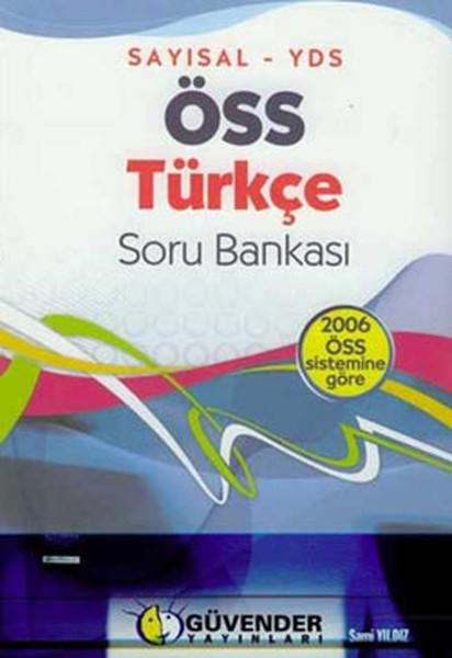 ÖSS Türkçe Soru Bankası-Sayısal-YDS.pdf