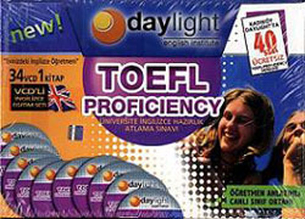 Daylight-Toefl Proficency (34 VCD+1 Kitap).pdf