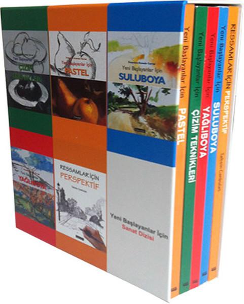 Yeni Başlayanlar İçin Sanat Dizisi Seti - 5 Kitap Takım.pdf