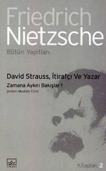David Strauss - İtirafçı ve Yazar-Zamana Aykırı Bakışlar 1.pdf